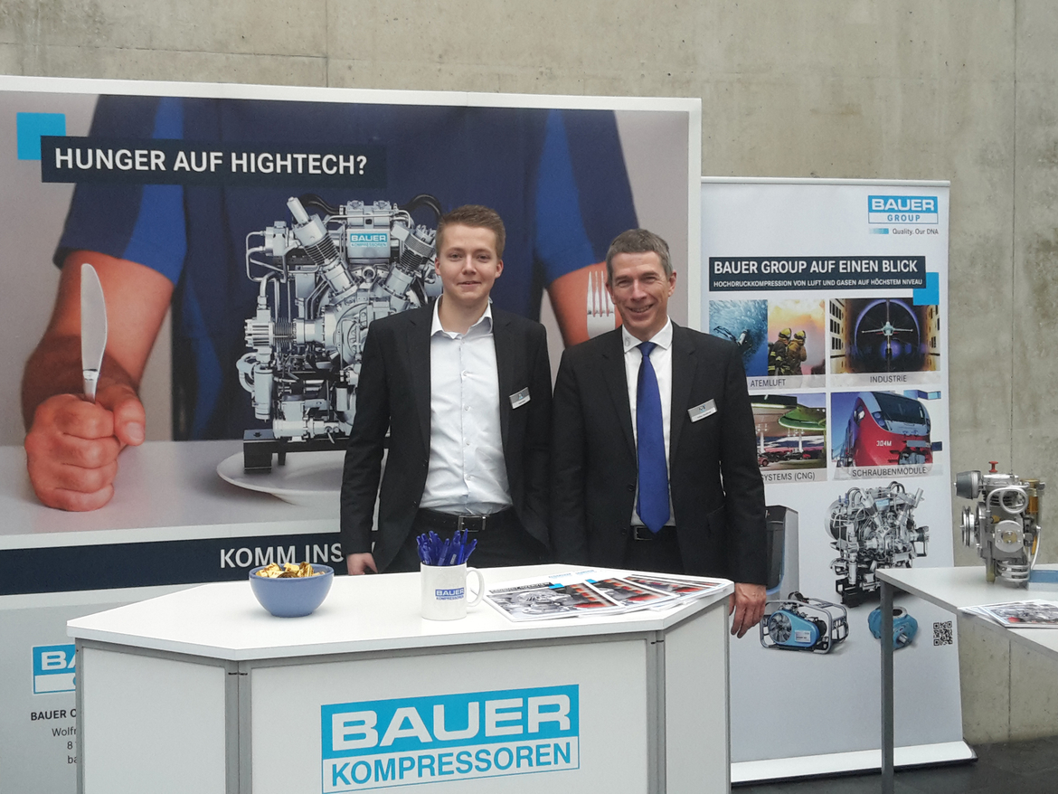 BAUER GROUP at HOKO 2017, Munich