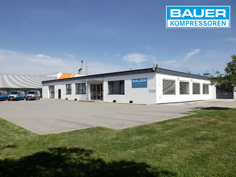 Company building of BAUER Austria